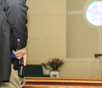 Guns in church? Congregations consider options quietly | Test