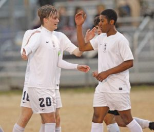 Boys' soccer teams open playoff slates today | Test