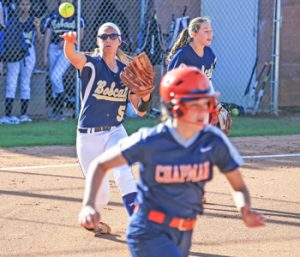 Bobcats open playoffs with win over Chapman | Test