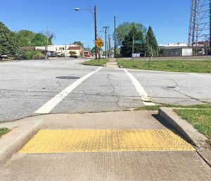 City looking at grant for sidewalks