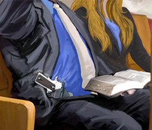 Area churches at variety of stages in gun decisions | Test