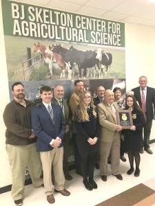 New agricultural wing at career center named for Skelton | Test