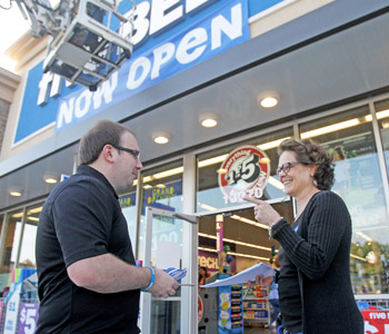 First Hartwell Village store, Five Below, holds grand opening | Test