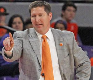 Clemson basketball's full schedule announced | Test