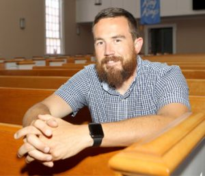 New Central First Baptist pastor has family roots in ministry