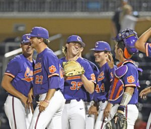 Tigers 'firing on all cylinders' in ACC Tournament | Test