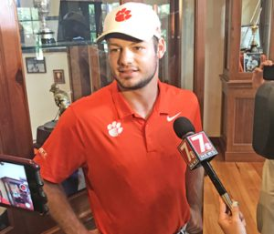 Tigers tee off at NCAA championship | Test