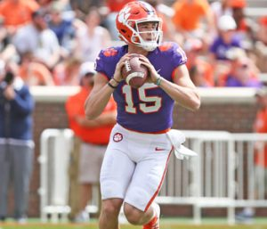 Johnson the latest Clemson QB to transfer | Test