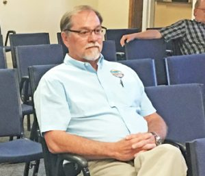 Council names Martin interim administrator | Test