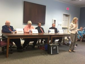 Pickens County Council candidates take on variety of issues during LWV forum   Test