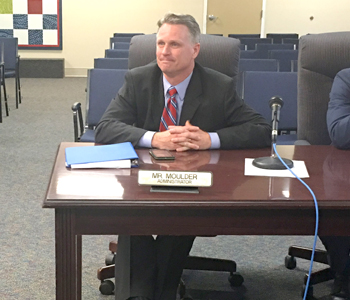 Oconee County administrator Scott Moulder submits resignation | Test