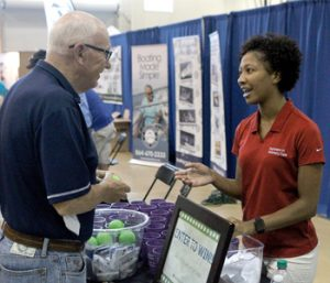 Senior Living Expo takes over Shaver | Test
