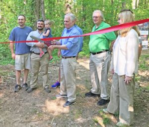 Walhalla opens new trails at Stumphouse | Test