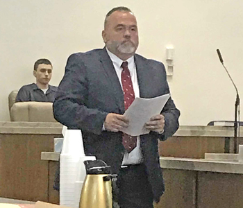 Former Walhalla police chief appears in court   Test
