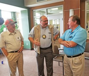 Retired officers recognized at luncheon | Test