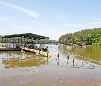 Local lake levels much higher than normal | Test