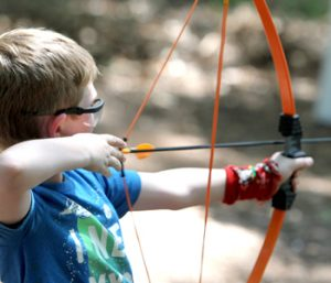 Cub Scouts enjoy week of activities at camp