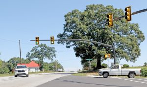 Issaqueena Trail traffic signal operational | Test