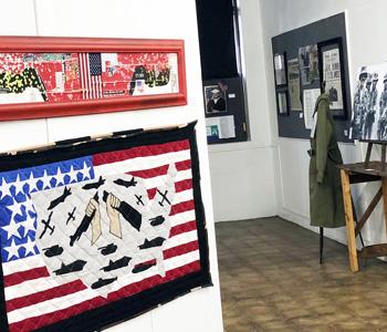 Gateway Arts Center exhibit showcases American spirit | Test