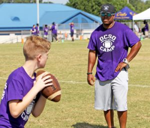 OCSO looks to build relationships through camp | Test