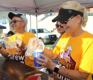 Brew and 'Que set for second year