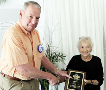 Helping Hands co-founder honored with Sertoma Club's highest award | Test