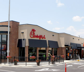 Chick-fil-A to reopen Thursday   Test