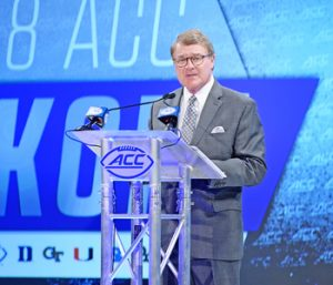Swofford pleased with rise of ACC football | Test