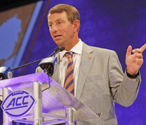 Tigers picked as ACC preseason favorites   Test