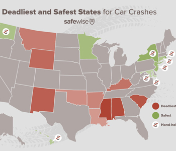 Report finds state's roads among deadliest in country | Test