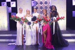 Clemson representatives fare well in pageants
