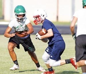Carson teaching a lot early at West-Oak | Test