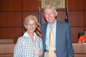 Clemson City Council member receives citizenship award | Test