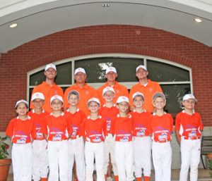 Clemson prepares for latest Dixie Youth Baseball tourney | Test