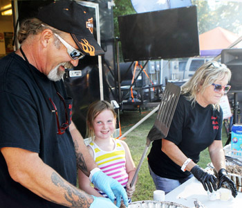 Second annual Brew and 'Que festival set for Sept. 2