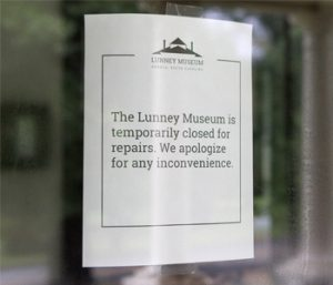 Lunney Museum closed indefinitely for repairs | Test