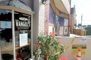 Vangeli's renovation plan gets approval from corporation
