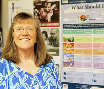 New Oconee County First Steps executive director 'very, very busy' | Test