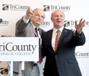 New Tri-County campus dedicated