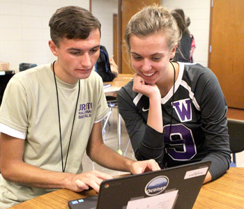 Walhalla High named a National Banner Unified Champion School | Test
