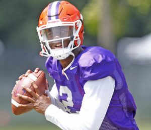 Bryant named Tigers' starting quarterback | Test