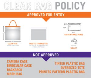 Clemson instituting clear bag policy at graduations | Test