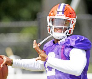 Bryant looks to remain Tigers' starting quarterback | Test