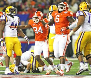 Clemson announces home-and-home series with LSU | Test