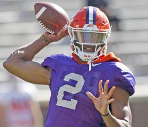 QB battle takes center stage as Tigers open camp | Test