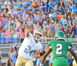 Lions go on road, blow by Easley