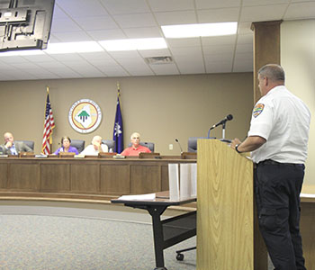 County council approves emergency mitigation plan | Test