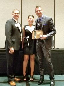 Seneca financial advisor honored with award | Test