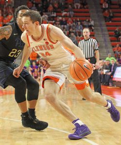Clemson briefs: Skara returns to Clemson basketball team