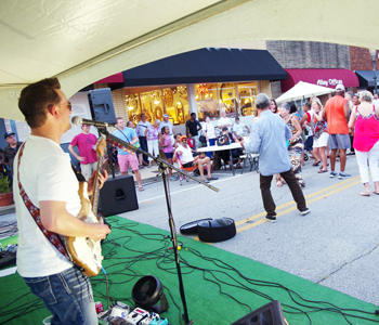 Jazz on the Alley — a Seneca staple | Test